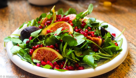 Fig & Pomegranite salad 2 lightroom