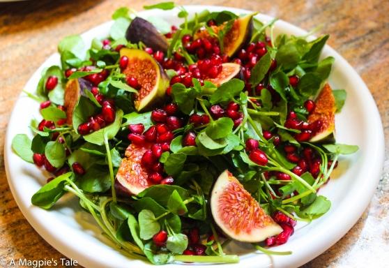 Fig & Pomegranite salad 3 lightroom